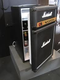 Marshall Fridge...@Matt Nickles Weafer: I think you need this for your future music room!