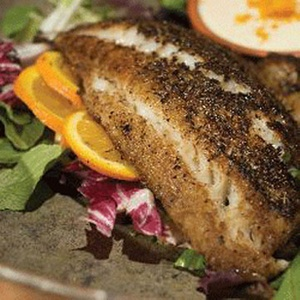 Blackened walleye annual fish fry ideas pinterest fish for Walleye fish recipes
