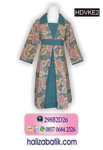 19 best Koleksi dress batik pekalongan images on Pinterest  Batik