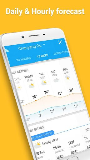 Amber Weather - Local Forecast v3.6.0 [Mod]   Amber Weather - Local Forecast v3.6.0 [Mod]Requirements:4.0Overview:Amber Weather offers various weather widget styles within a minimal designed weather app. Use your favorite widget on your home screen and enjoy it everyday!  Description What Makes Us Different? Amber Weatherbringsyou high quality designs of weather widgets from different designers and artists. We are trying to beautify your home screen by providing various weather widget themes…