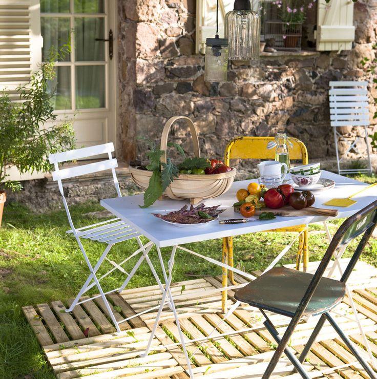 Les 278 meilleures images du tableau jardin sur pinterest for Objetos decoracion jardin