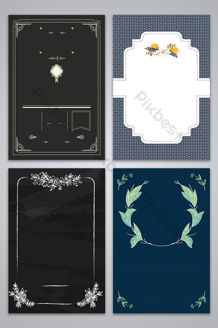 بارد تصميم خلفية دعوة الزفاف خلفيات Ai تحميل مجاني Pikbest Wedding Invitation Background Background Design Invitation Background