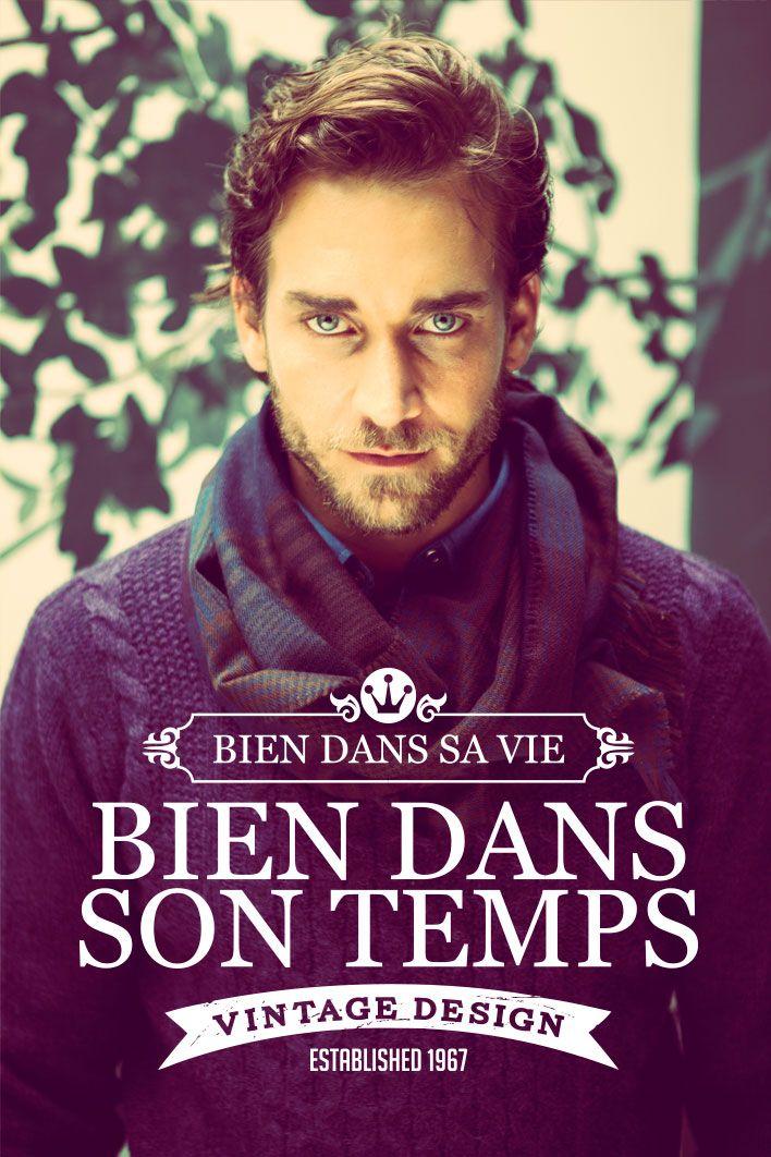 Colección Otoño · Invierno 2015 #NewMan / Bien dans sa vie, Bien dans son temps