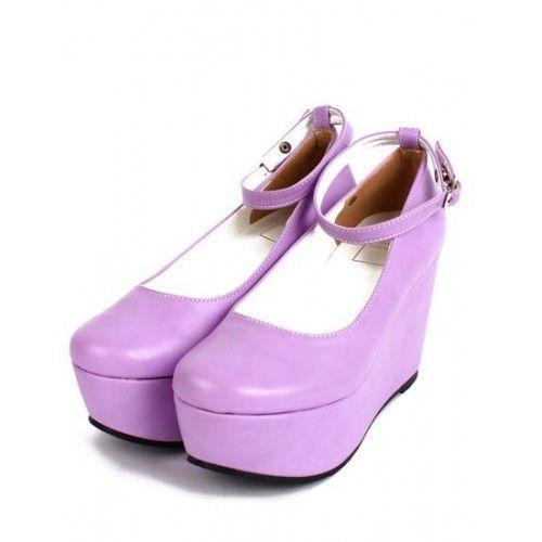 Zapatos plataforma Fairy Kei SPINNS
