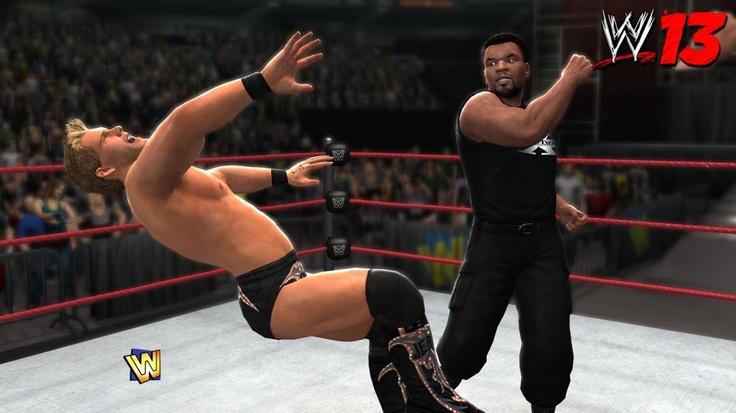 Mike Tyson será um dos lutadores de WWE 13