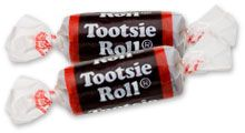 Tootsie Roll Ice Cream Sauce- Have to use all that parade candy up some how!