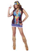 Sexy 70er #Hippie #Kostüm Damen