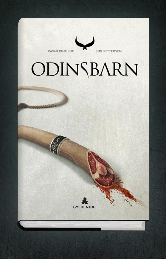 My baby is here! The cover of ODINSBARN (Odin's Child), the first of three books in the fantasy series RAVNERINGENE (The Raven Rings) Launches in september at Gyldendal.   #odinsbarn #ravneringene #fantasy #norsk #norse #vikings #books #writing