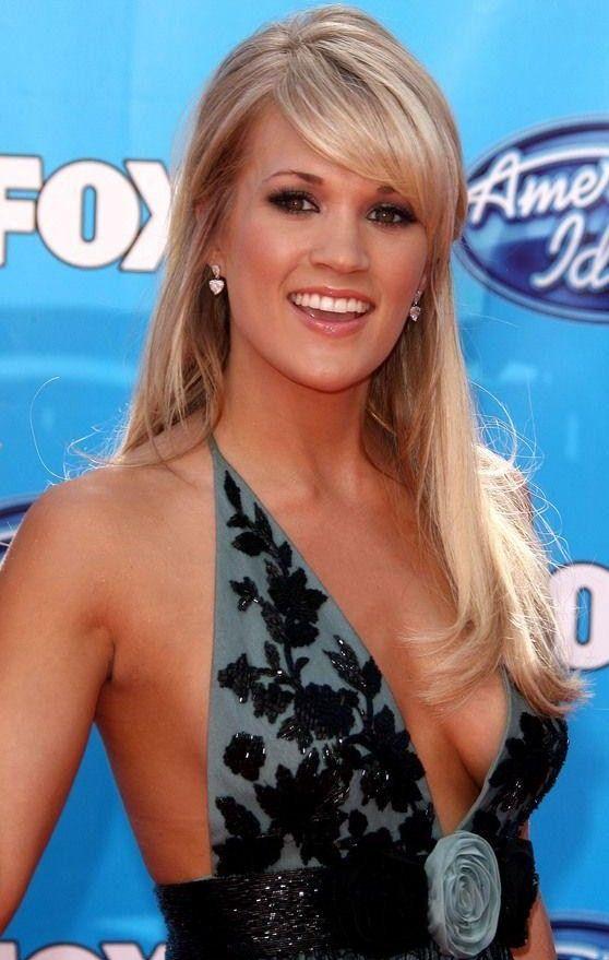 Carrie Is Looking Great As Always!!