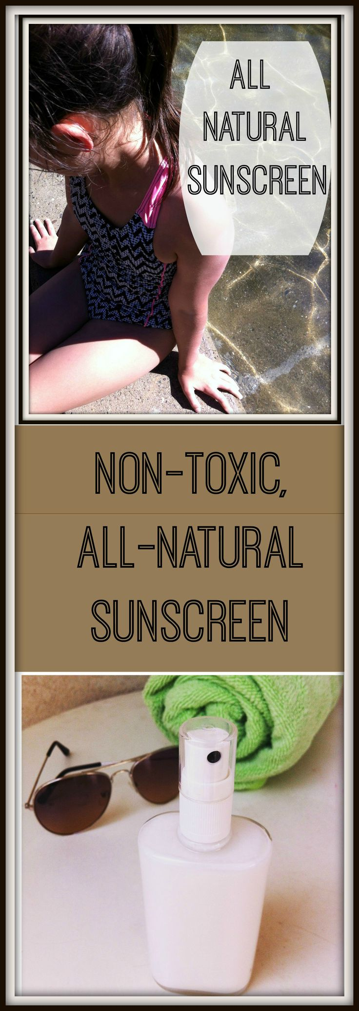 The 456 best Organic sunscreen images on Pinterest | Natural ...