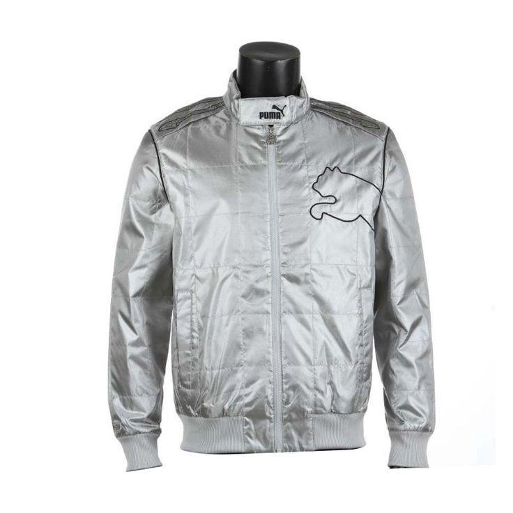 Original PUMA Men's Cotton-padded Jacket Sportswear