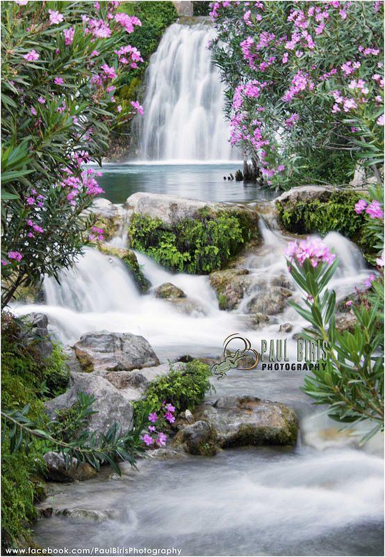 Algar Waterfalls | The Fuentes del Algar near Benidorm, Spain