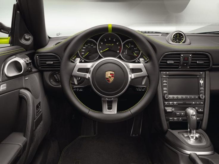 "The 2011 Porsche 997 Turbo S ""Edition 918 Spyder"" 