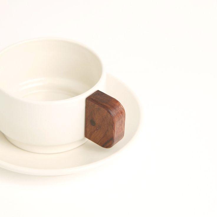 CUP Coffee. White / matímañana