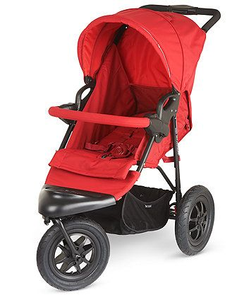 The Mothercare Xtreme Pushchair Travel System is a fantastic  3-wheel travel system which includes all you need for getting out and about with your baby.