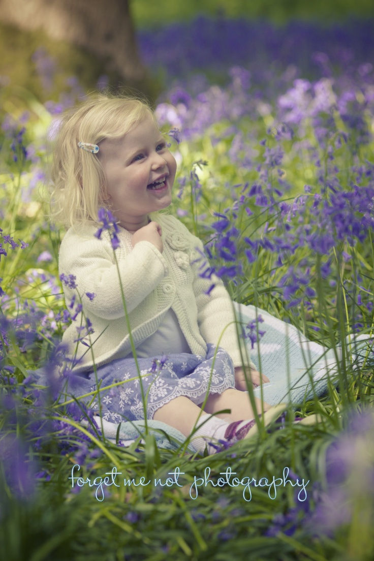Bluebells photoshoot #vintage #photoshoot #childphotography Cotswolds by Molly at Forget me not photography   www.forgetmenotphotography.com