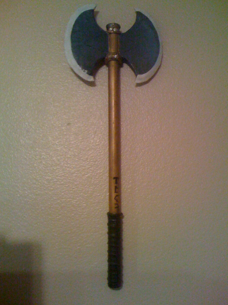 Double Half Moon Executioner S Axe Clay Garden Tools