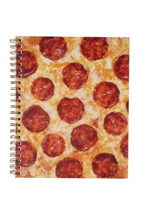 Pizza's book!