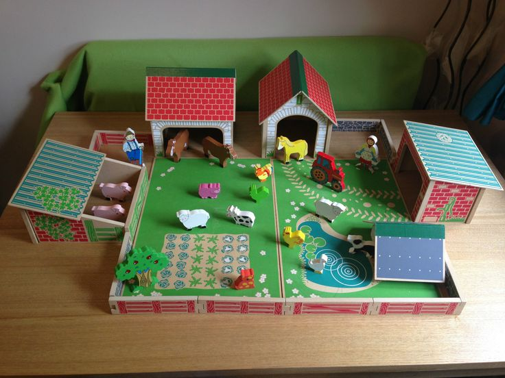 Farm Toddler Toys Age Two : Images about farmyard on pinterest baby toys