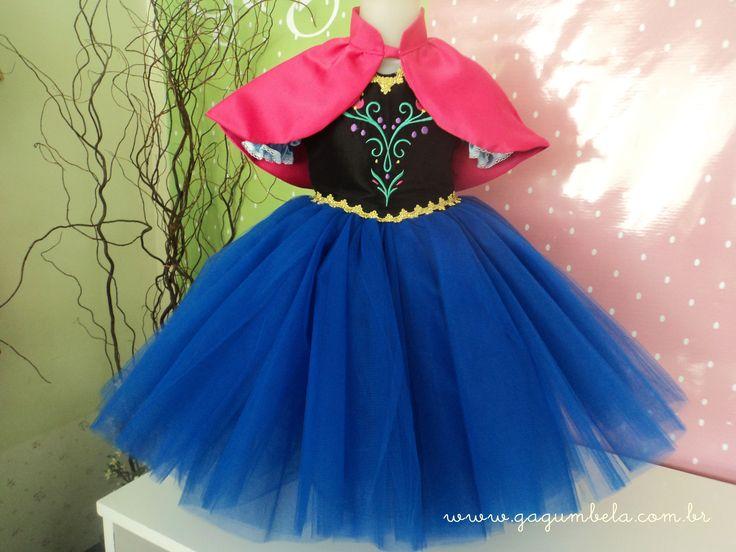 Dress Anna By GagumBela