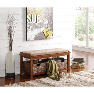 Indoor Storage Benches Indoor Benches on Hayneedle - Indoor Storage Benches Indoor Benches For Sale