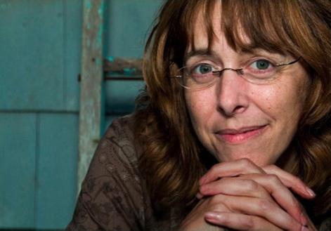 Filmmaker & novelist Shandi Mitchell, October 2010