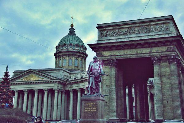 Foi no mês de dezembro….São Petersburgo é um sonho   http://www.viajesim.com/2015/01/sao-petersburgo-e-um-sonho-2.html