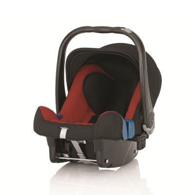 Britax-Römer Baby Safe Plus II Ana Kucağı (0-13kg) Chilli Peper