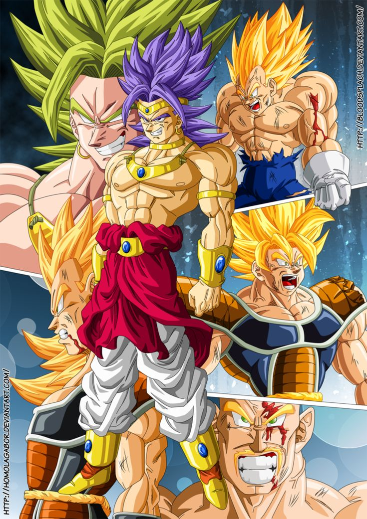 78 best images about dragon ball z rawr on pinterest - Broly dragon ball gt ...