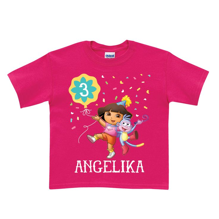 41 best Personalized Birthday T-shirts & Tutus images on Pinterest ...