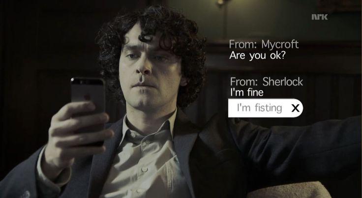Original Sherlock Parody – Oklahomo