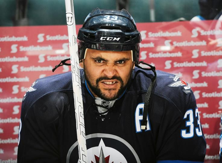 Best of Dustin Byfuglien - 17/05/2013 - Winnipeg Jets - Game and Event Photo Galleries