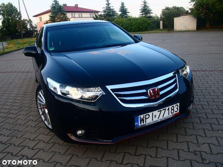 Honda Accord 2.0 VTEC 156KM Stylizacja TypeS Idealna