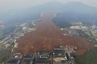 Beijing: Thirty-five people were reported missing after a landslide hit China's Fujian province on Sunday. Rescue operations are underway, Xinhua news agency reported. The landslide occurred at about 5.00 a.m. in Taining county, where about 100,000 cubic metres of mud and rocks flowed downhill, burying the construction site of a hydropower station and its office building. The local tourism administration...  Read More