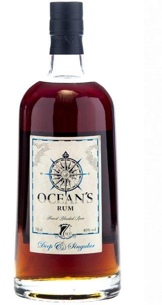 Ocean's Rum Deep & Singular | DuRhum.com