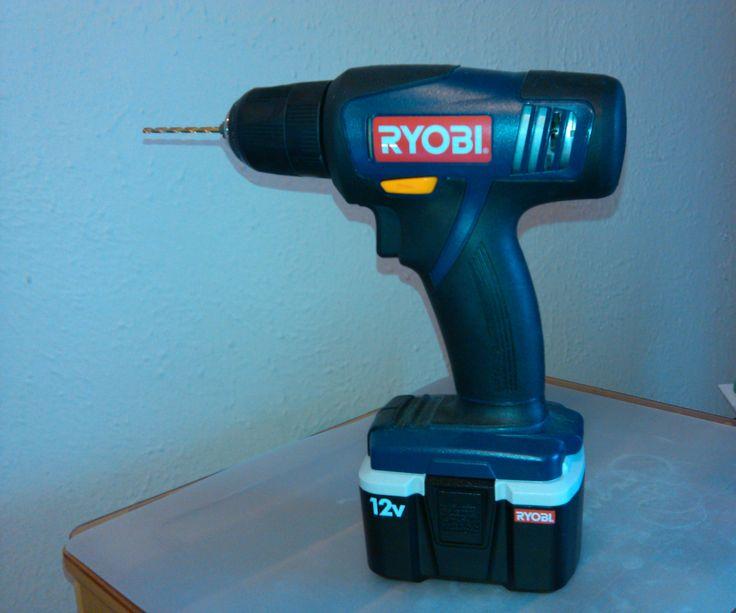 RYOBI Drill 12v Rebuild