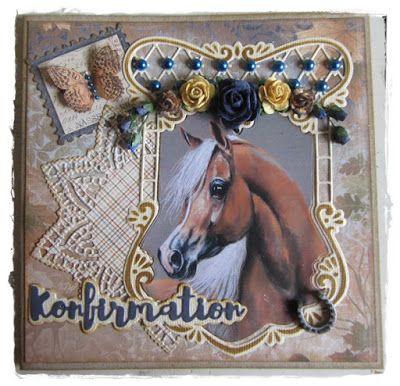 Pipserier: Et kort til hestepigen.