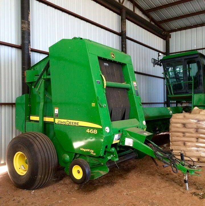 435 John deere Baler Manual Years made of