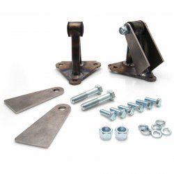 GM Universal Motor Mount Kit for Big and Small Block Chevy Engines   johnnylawmotors.com
