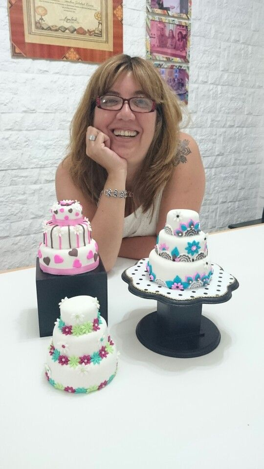 Curso de Mini Cakes