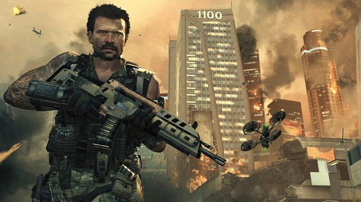Call Of Duty Black Ops 2 Tops 1 Billion Mark Call Of Duty
