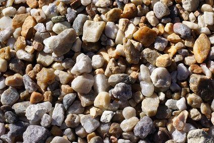 Best 25 landscaping rocks ideas on pinterest rocks in for Landscape rock yard calculator