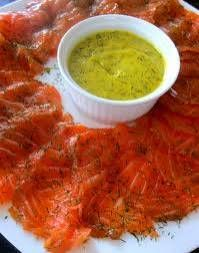 Gravlaxsaus, Zweedse Mosterd-dillesaus recept   Smulweb.nl
