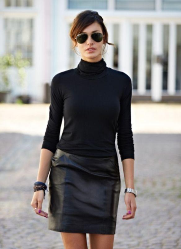 faldas de cuero | Moda | Foros Vogue