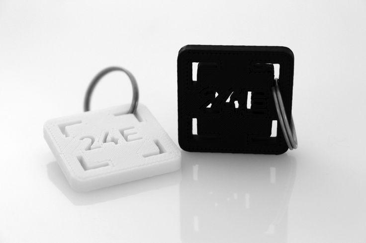 justmakeit 3d printed keychain, thessaloniki