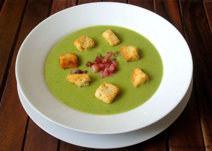 Кулинарные моменты: Гороховый крем-суп