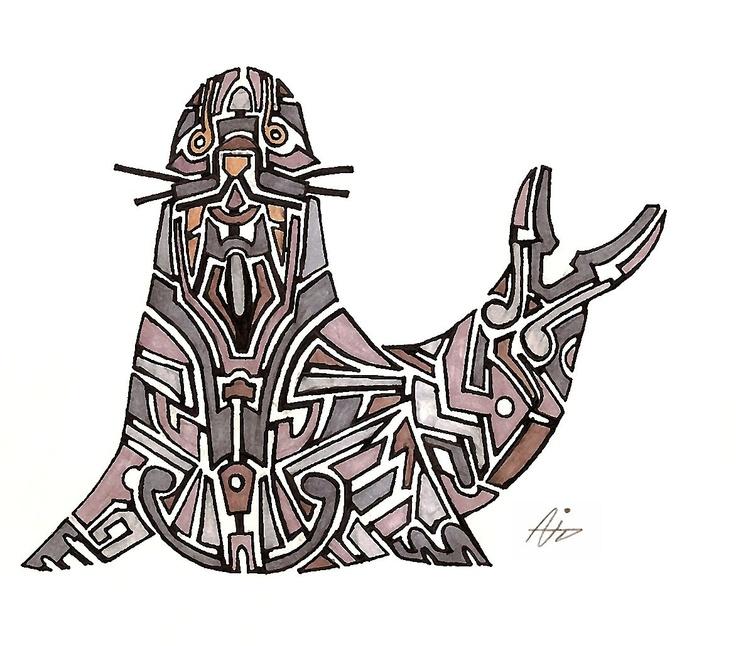 Fragment Walrus