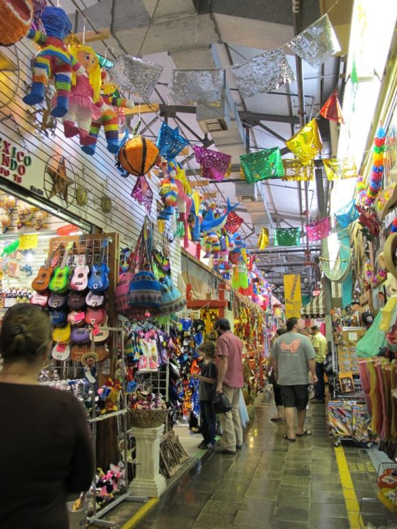 Historic Market Square - San Antonio, Texas - Take in the #sights and #shop till you drop in a vibrant and lively San Antonio!