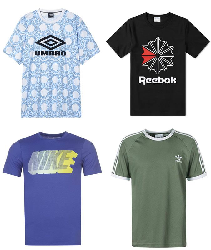 How To Wear A Retro T Shirt Without Looking Like An Idiot Retro Tshirt Geek Shirts Classic Football Shirts