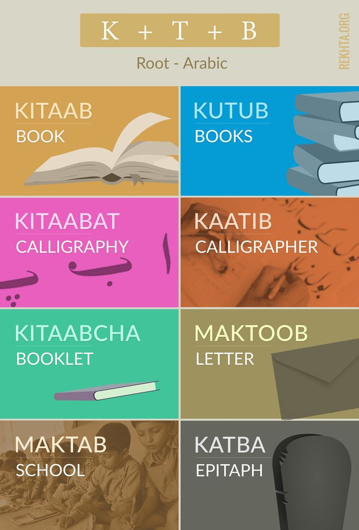 Discover the roots of various Urdu words and strengthen your vocabulary!